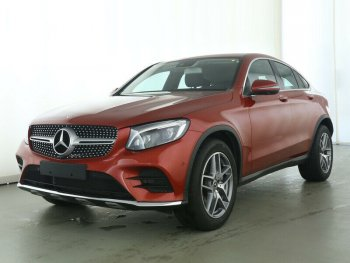 Mercedes GLC 250 4M Coupe AMG