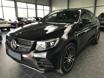 Mercedes-Benz GLC 250d Coupe