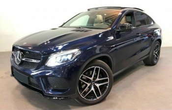 Mercedes-Benz GLE 43 AMG Coupe