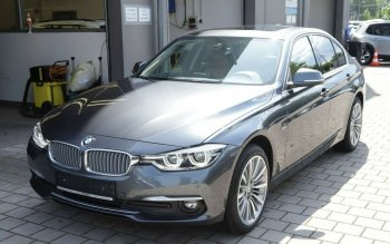 BMW 320d xDrive Luxury
