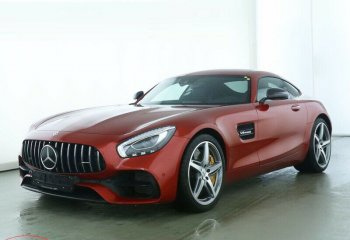 Mercedes-Benz AMG GT S Ceramic Carbon