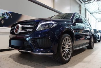 Mercedes-Benz GLS-Klass 350d