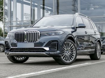 BMW X7 xDrive30d Innovation