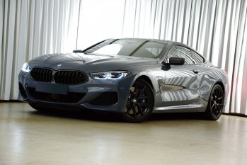 BMW 840d Coupe