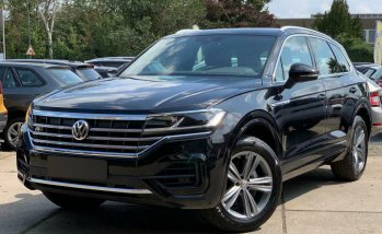 Volkswagen Touareg Atmosphere Winter Pack