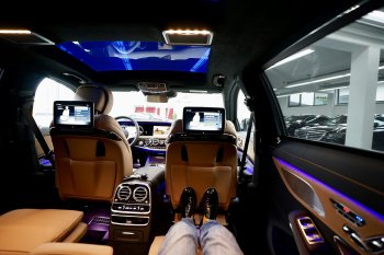 Mercedes-Benz Maybach S 560 -Model 2019