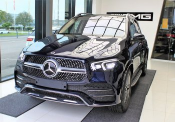 Mercedes-Benz GLE 450 4-Matic AMG-Line