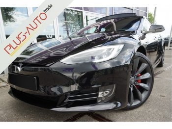 Tesla Model S  P100D 719CP Ludicrous Performance
