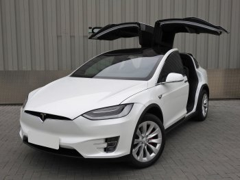 Tesla Model X Raven Performance Long Range