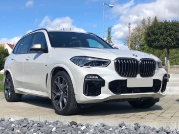 BMW X5 M50d Panoramic