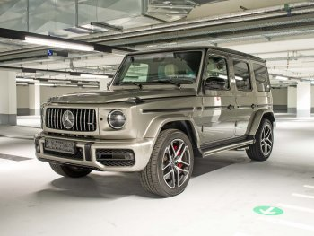 Mercedes-Benz G 63 AMG 360 Camera NightPackage Distronic