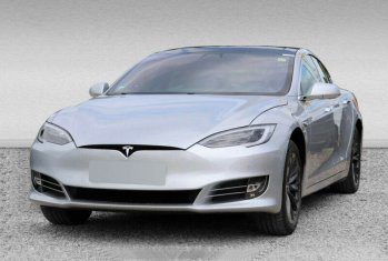 Tesla Model S P100DL Full Equipment