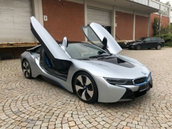 BMW i8 Coupe Head-Up/Navi Prof/LED