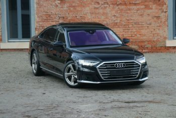 Audi A8 50TDI Sport Package/Laser/S-Seat