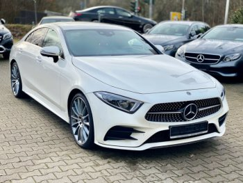 Mercedes-Benz CLS 450 4Matic AMG Edition1 DISTRONIC Keyless