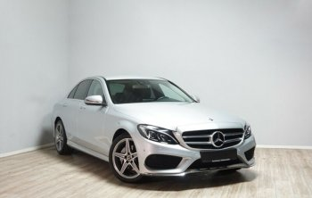 Mercedes-Benz C 220 d 4Matic AMG styling / LED /Navi