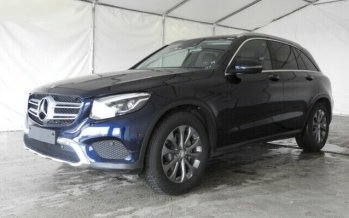 Mercedes-Benz GLC250 4M  Navi HP-LED HeadUp Kamera
