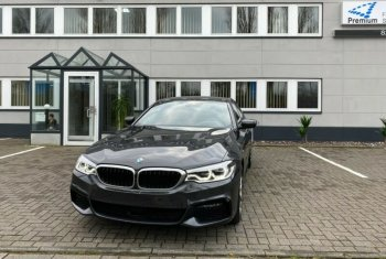 BMW 520d xDrive M sport package / 360 ° Kam