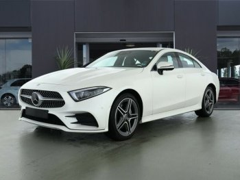 Mercedes-Benz CLS 450 4M AMG * widescreen * sunroof * multibeam