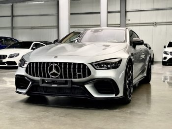 Mercedes AMG GT 63 4M+ 4 Doors Coupe