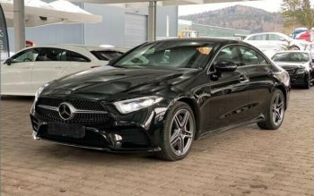 Mercedes-Benz CLS 400d 4M AMG Widescreen Brown Leather/Livrare rapida