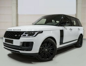 Land Rover Range Rover 5.0L* MY2021 SWB Black Pack